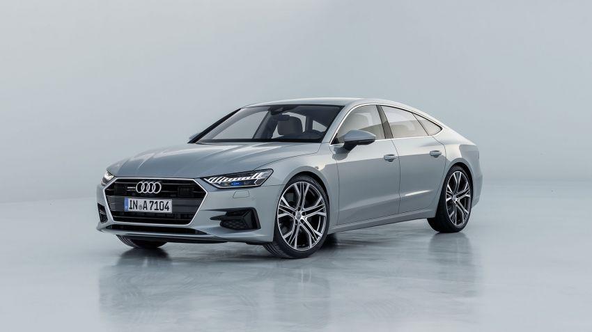 Nya Audi A7 är här