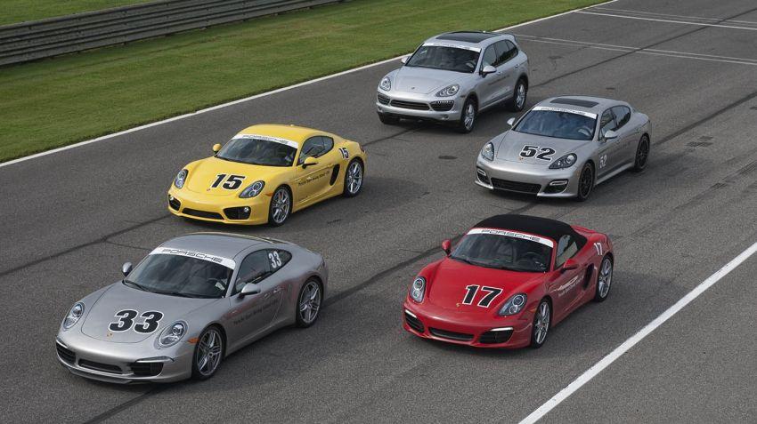 Porsche lanserar bil-abonnemang