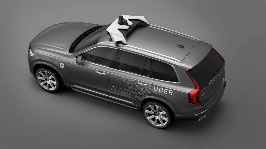 Volvo får jätteorder av Uber