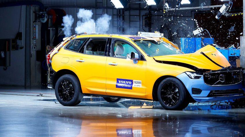 Volvo XC60 säkrast i år
