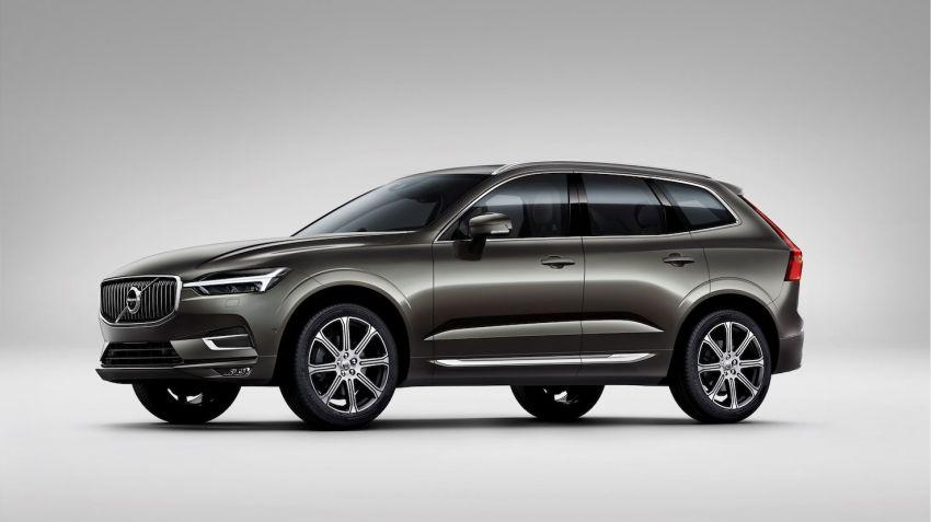 Volvo XC60 korad till årets bil
