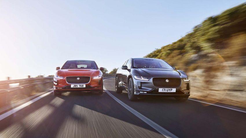 Jaguar lanserar I-PACE
