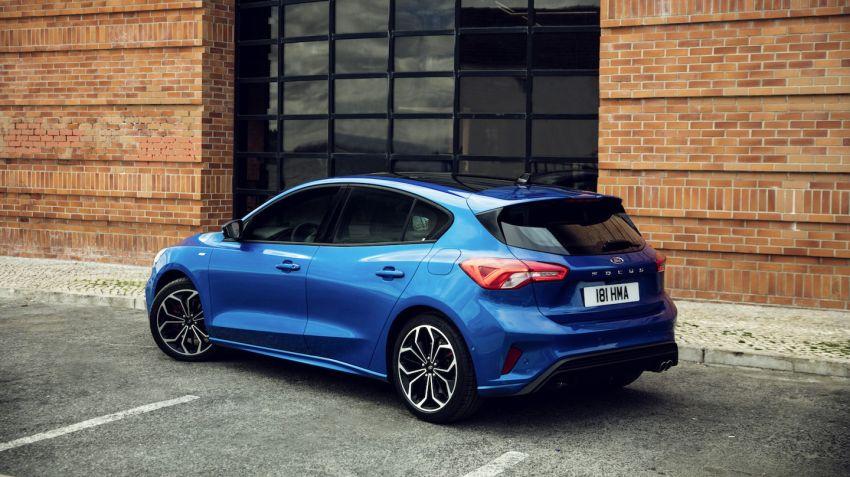 Ford lanserar nya Focus