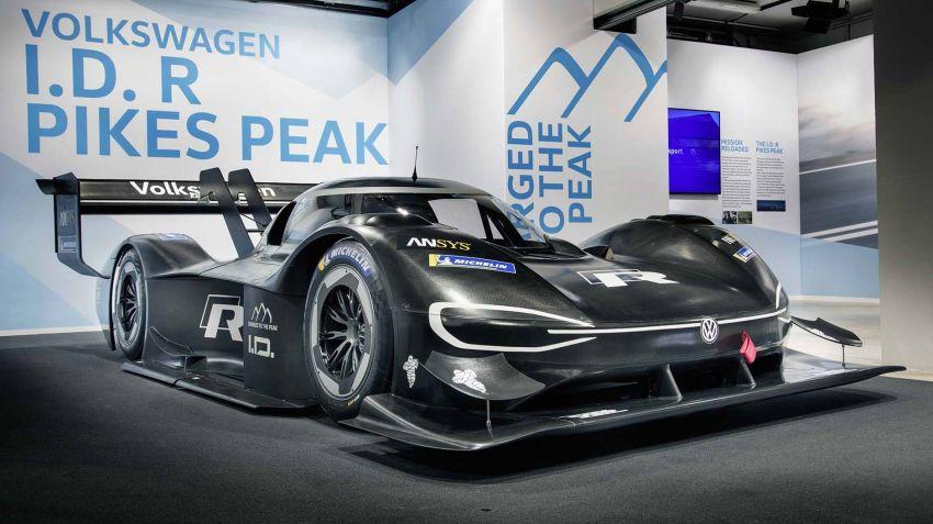 VW visar eldriven supersportbil