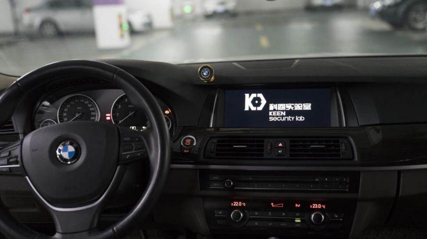 Sårbarheter i BMW:s mjukvara