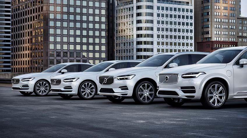Nya Volvo S60 blir utan diesel
