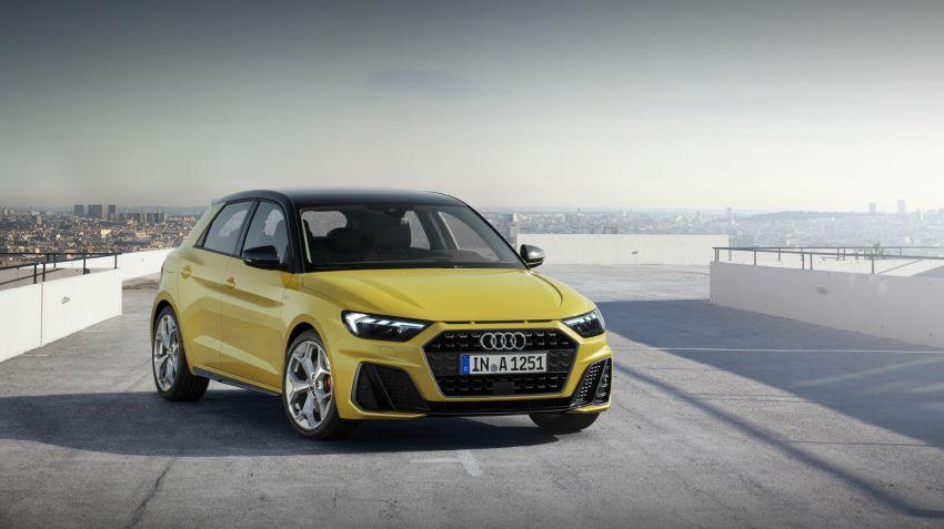 Audi uppdaterar minstingen A1