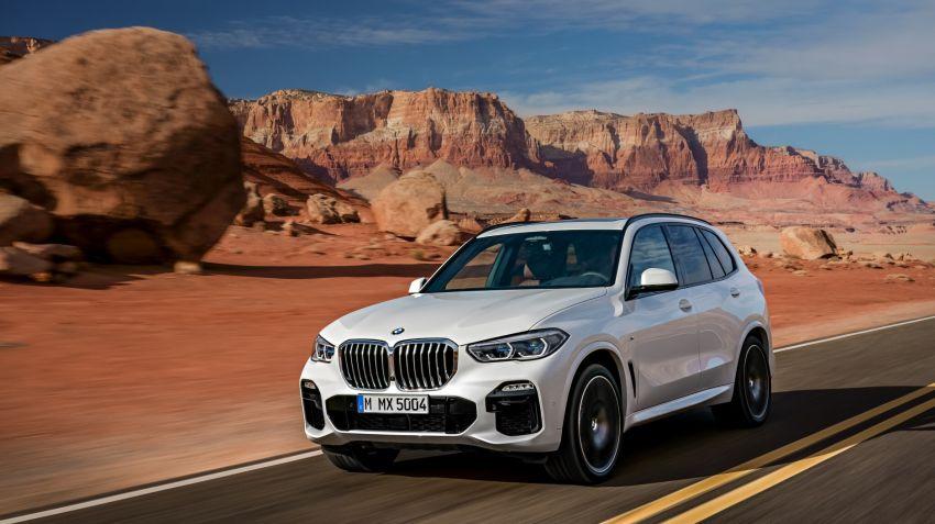 BMW presenterar nya X5