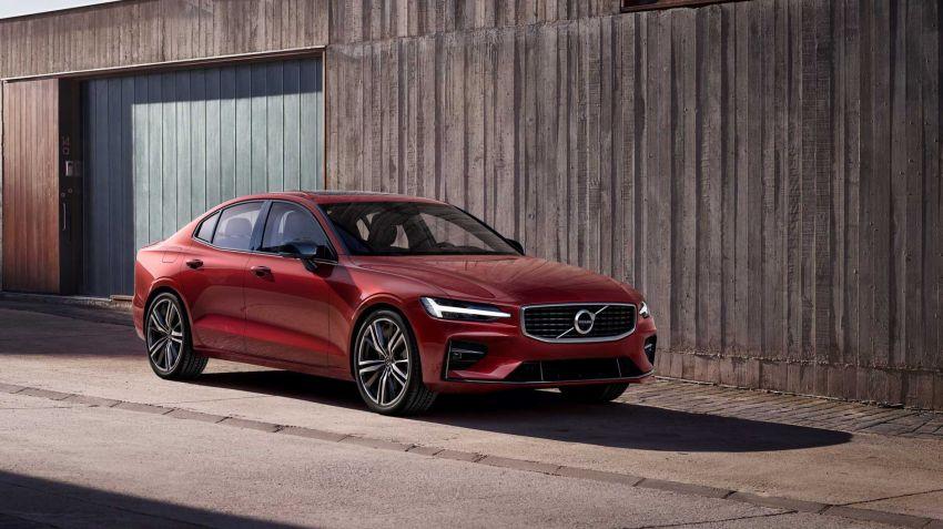 Här är nya Volvo S60