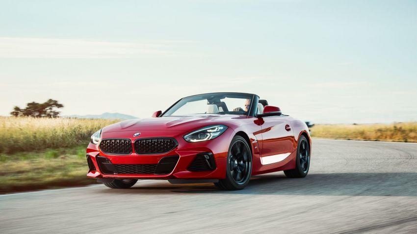 BMW visar nya Z4