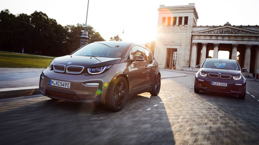 BMW i3 får större batteri