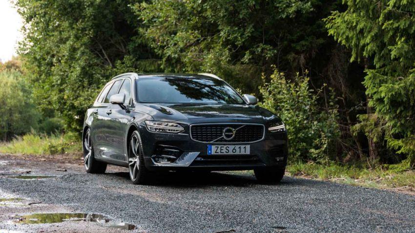 Volvo tillbaka i registreringstoppen
