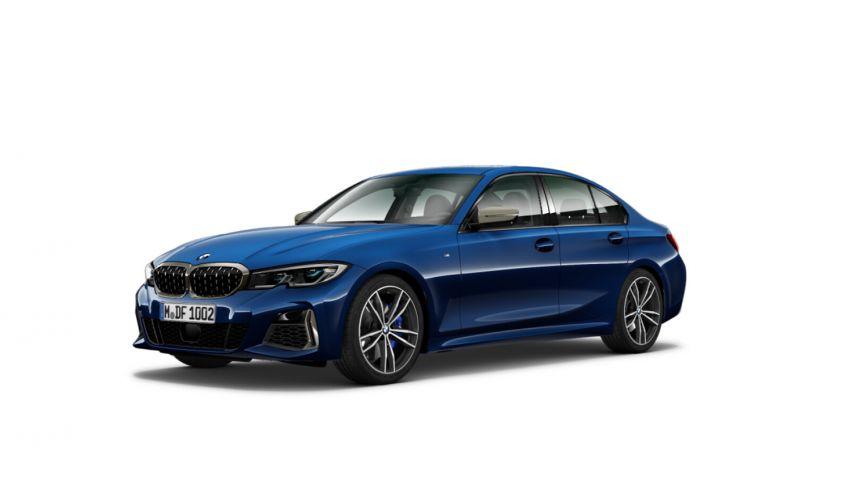 Nya BMW 3-serie läcker