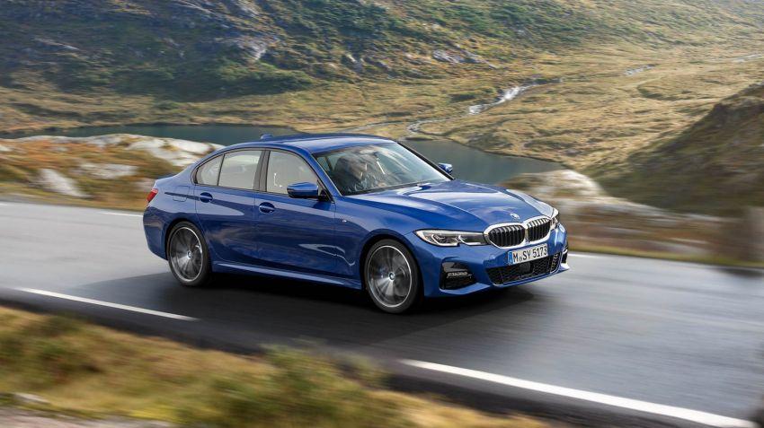 Nya BMW 3-serie lanserad