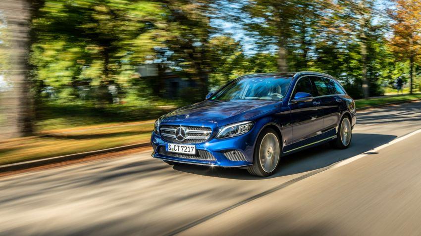 Nya dieselhybrider från Mercedes