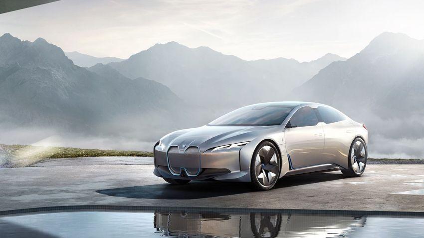 BMW visar I Vision Dynamics