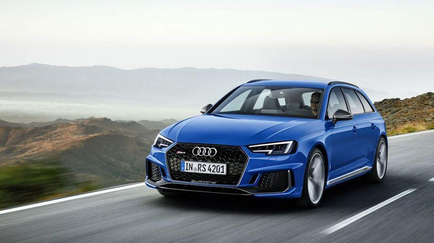 Audi lanserar ny RS4 Avant