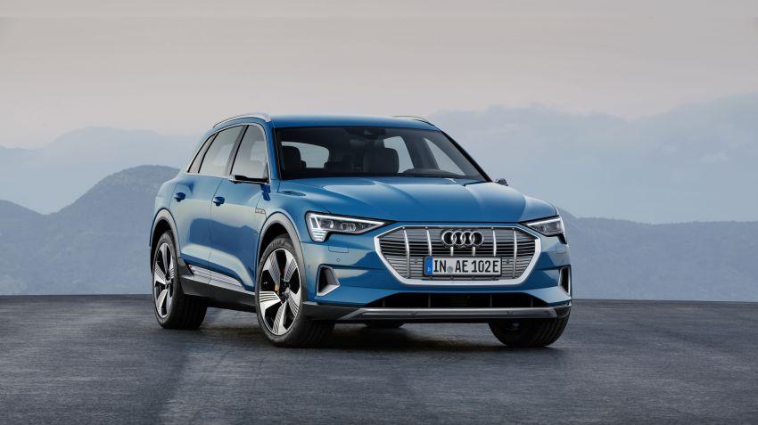 Audis el-SUV försenas av mjukvaruproblem