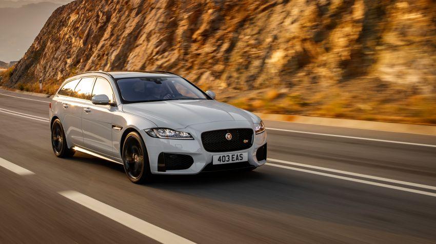 Jaguar satsar på Sverige