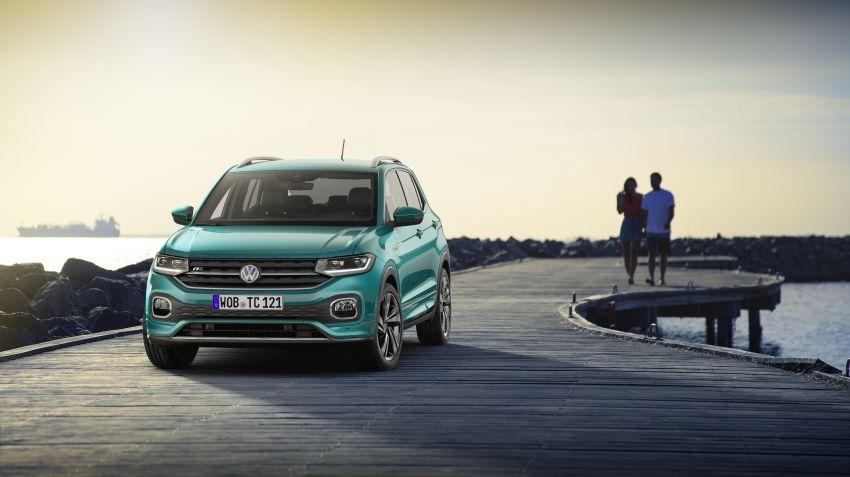 Volkswagen lanserar T-cross