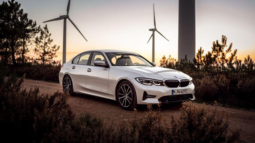 BMW lanserar nya 330e
