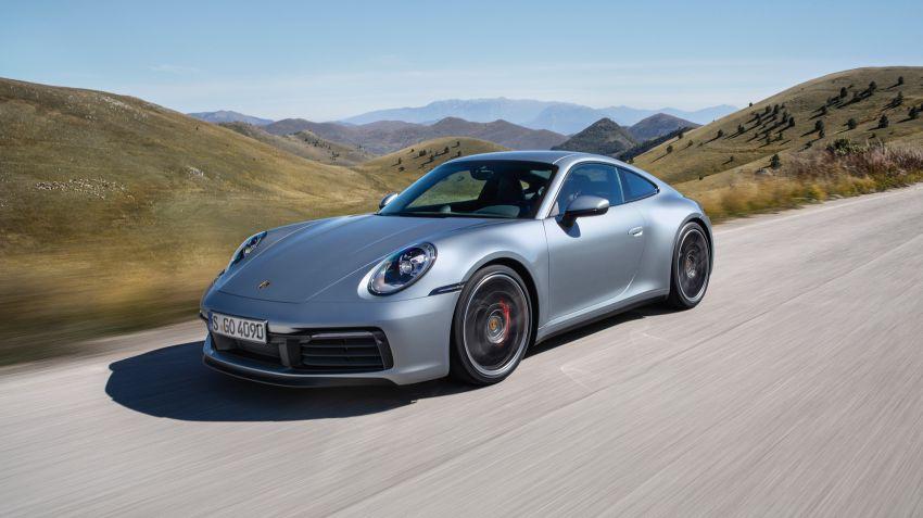Här är nya Porsche 911