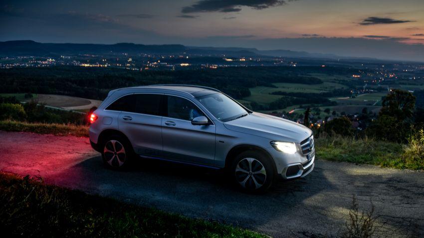 Mercedes levererar GLC F-CELL