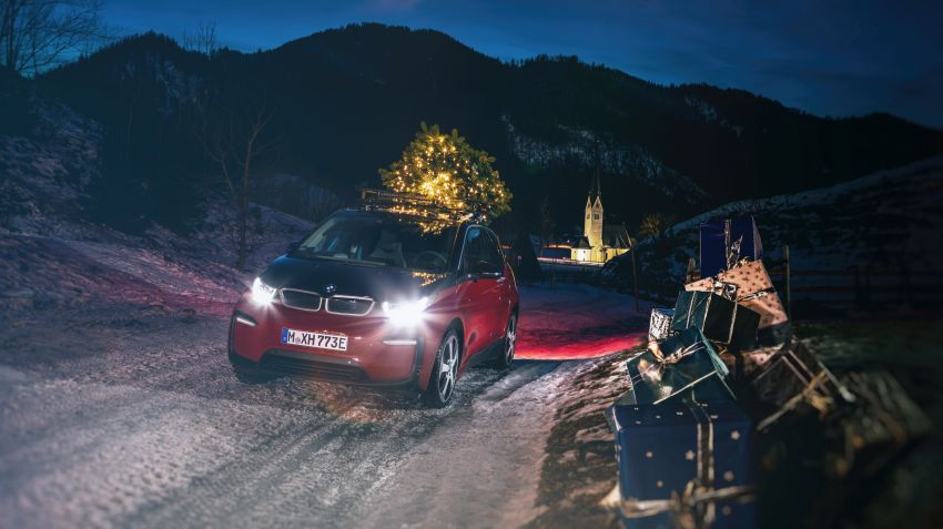 BMW störst i Europa på laddbara bilar