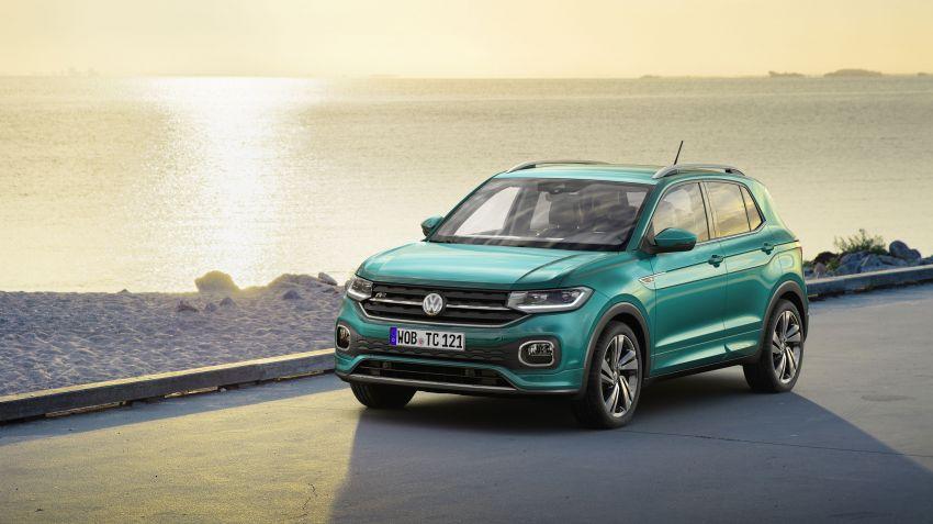 Säljstart för nya Volkswagen T-Cross