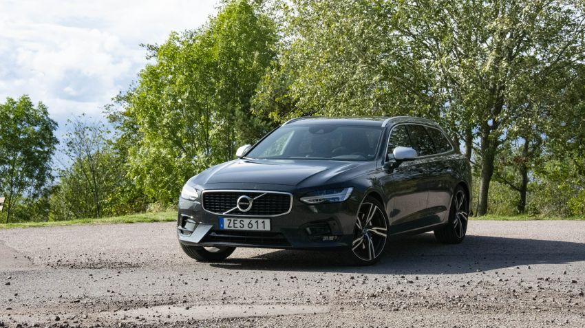 Starkt år för svensk bilförsäljning