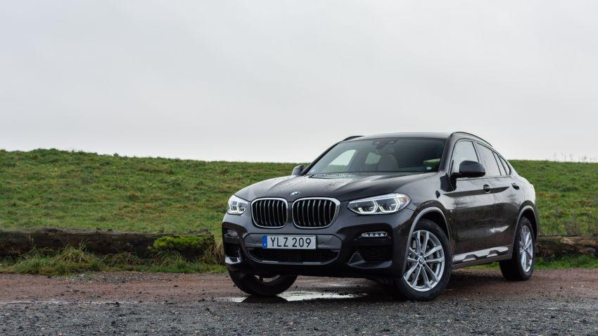 BMW X4 25d xDrive