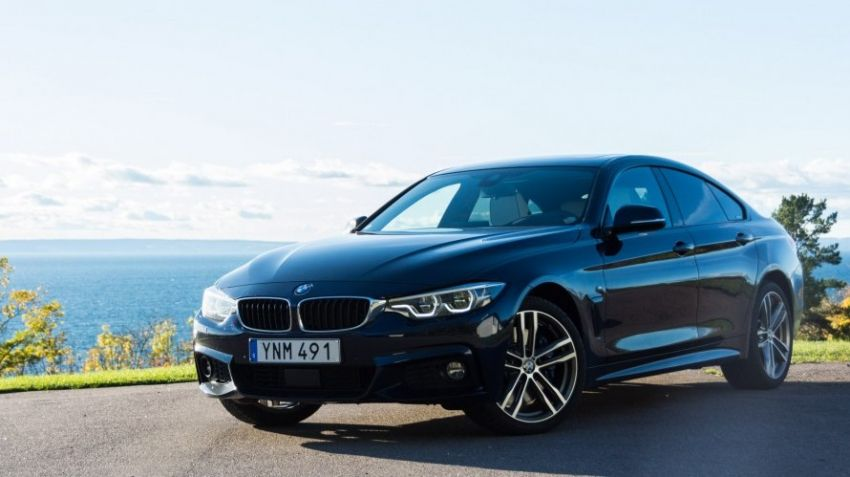 BMW 440i xDrive Gran Coupe