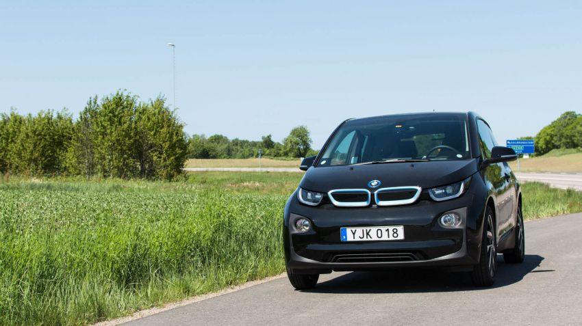 BMW i3 94Ah REX