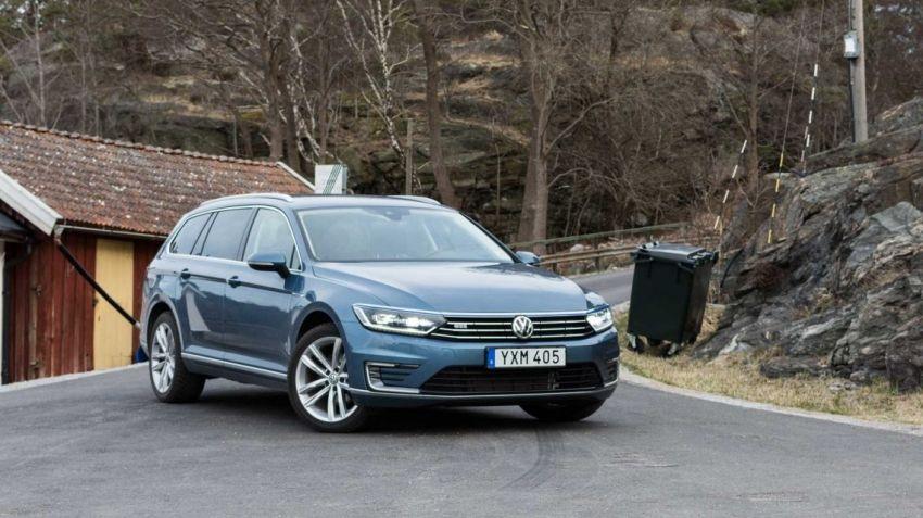 Volkswagen dominerar försäljningen i Augusti