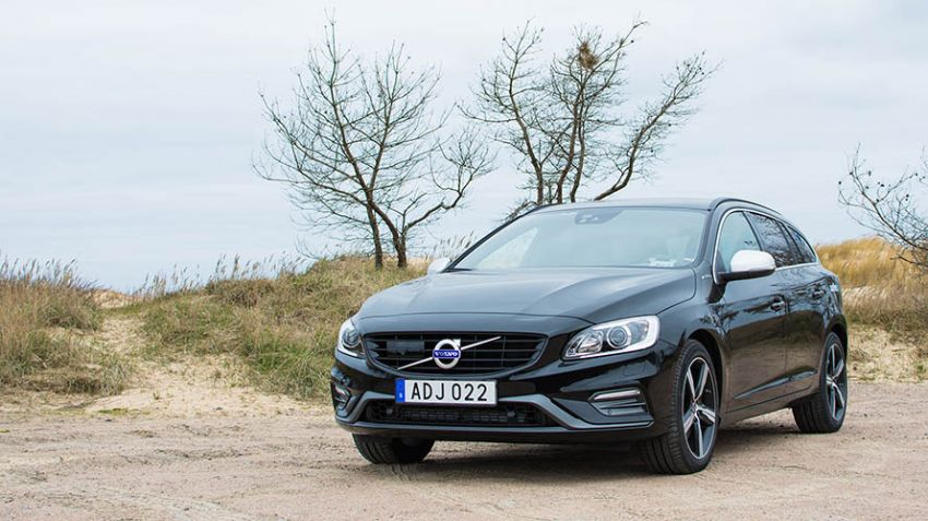 Volvo V60 D6 Twin Engine